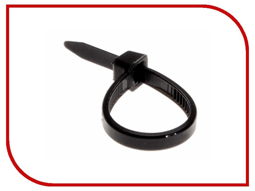 Стяжки нейлоновые Rexant 100x2.5mm (100шт) Black 07-0101