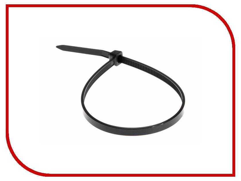 Стяжки нейлоновые Rexant 200x4.0mm (100шт) Black 07-0201