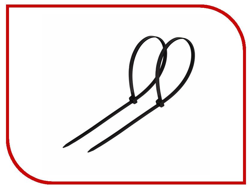 Стяжки нейлоновые Rexant 150x3.0mm (100шт) Black 07-0151