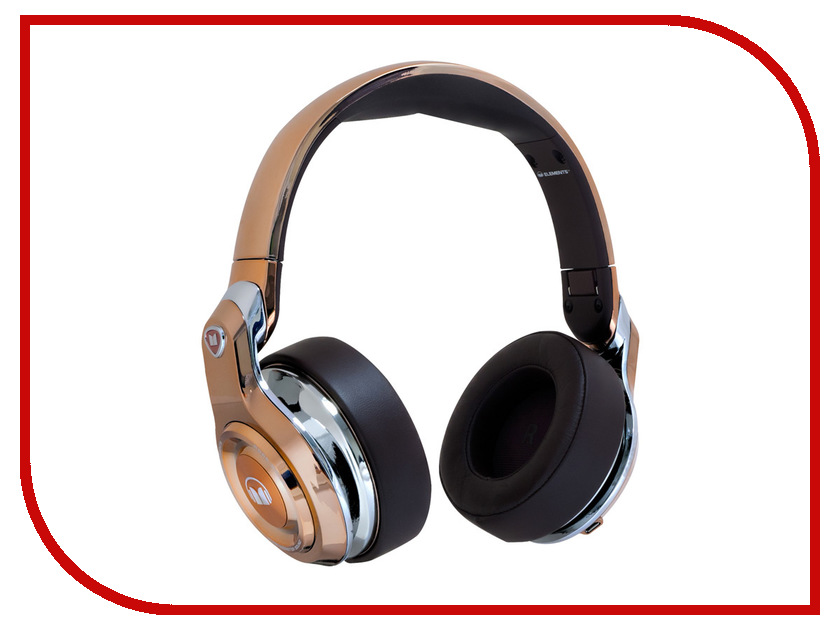Гарнитура Monster Elements Wireless Over-Ear Rose Gold 137051-00 стоимость