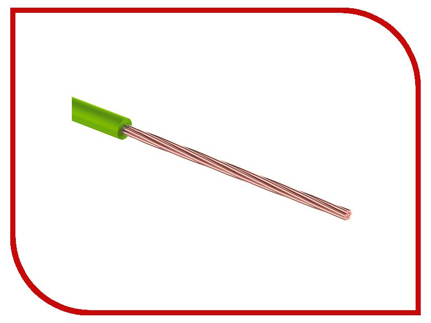 все цены на Аксессуар Rexant 1 x 0.75mm2 100m Green 01-6503 онлайн