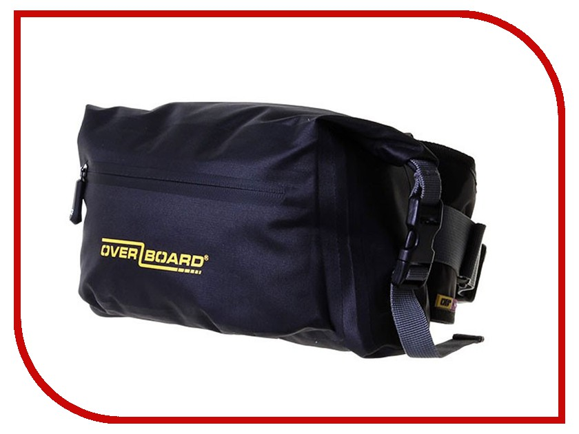 Сумка OverBoard Pro Light Waterproof Waist Pack 6 Litres OB1164BLK<br>