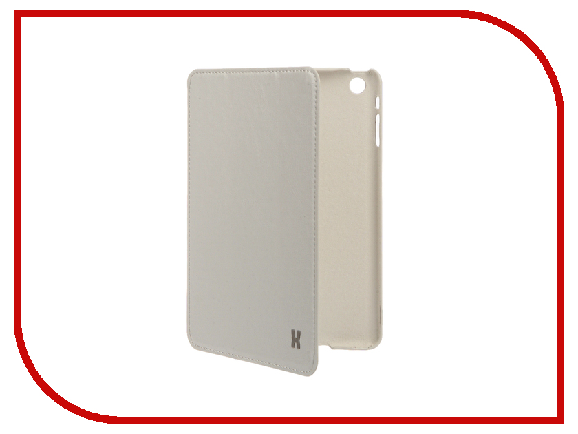 Аксессуар Чехол LuxCase Premium для iPad mini White 10360