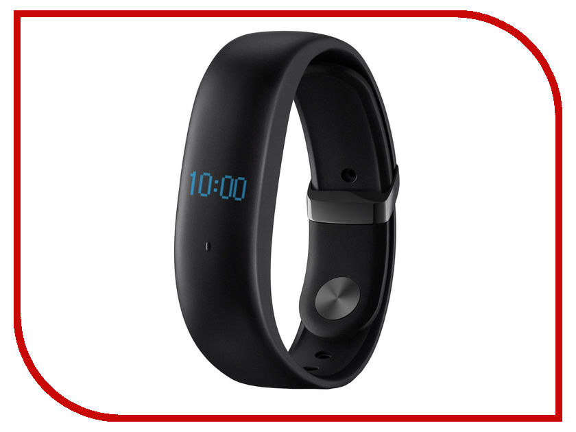 все цены на Умный браслет Meizu H1 Band Black MZWB1B онлайн