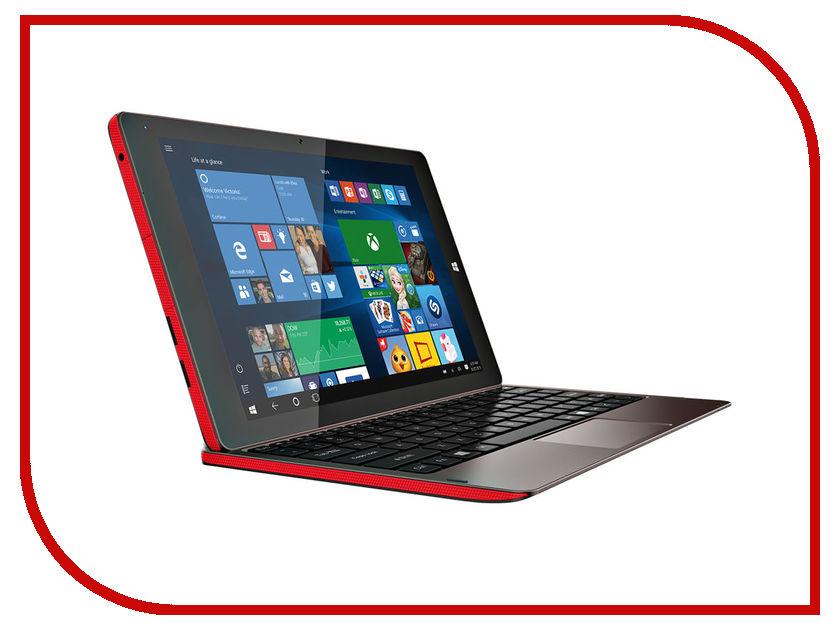 Планшет Prestigio MultiPad Visconte V PMP1012TFRD (Intel Atom Z3735F 1.83 GHz/2048Mb/64Gb/Wi-Fi/Bluetooth/Cam/10.1/1280x800/Windows 10) prestigio multipad wize 3408 4g 16gb