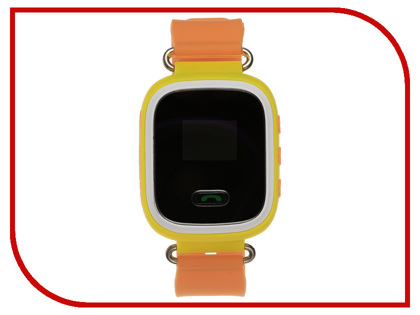 Умные часы TipTop 60ЧБ Orange