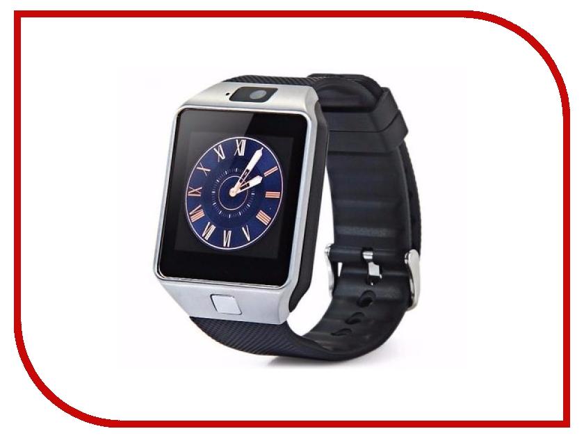 Умные часы CARCAM DZ09 Silver