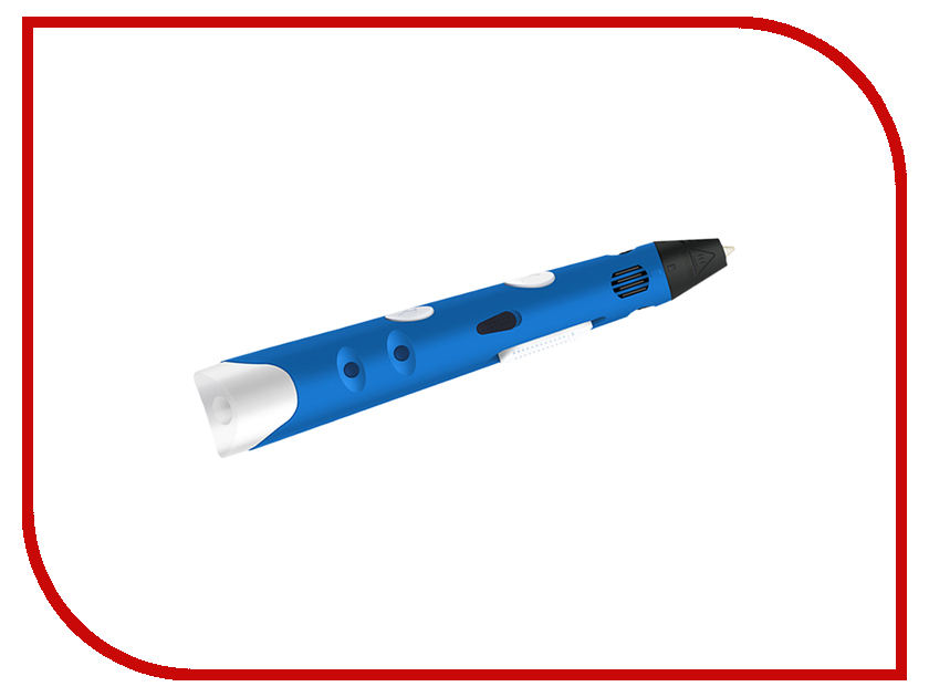 3D ручка Masterplaster 3D Мастер-Пластер Просто Blue