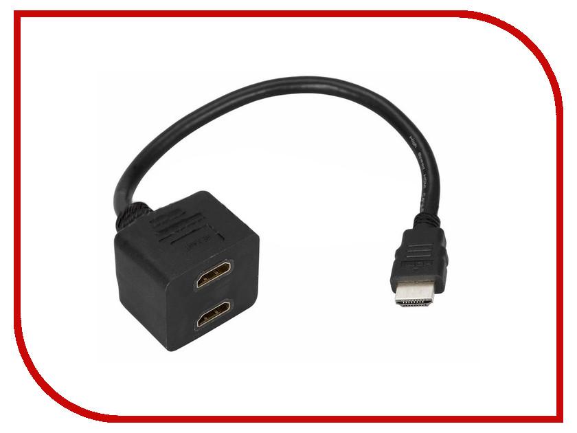 Аксессуар Rexant HDMI - 2xHDMI 17-6832