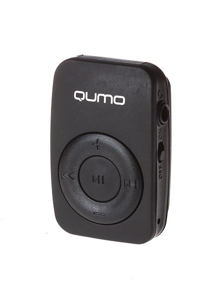 Плеер Qumo Active Cool Black