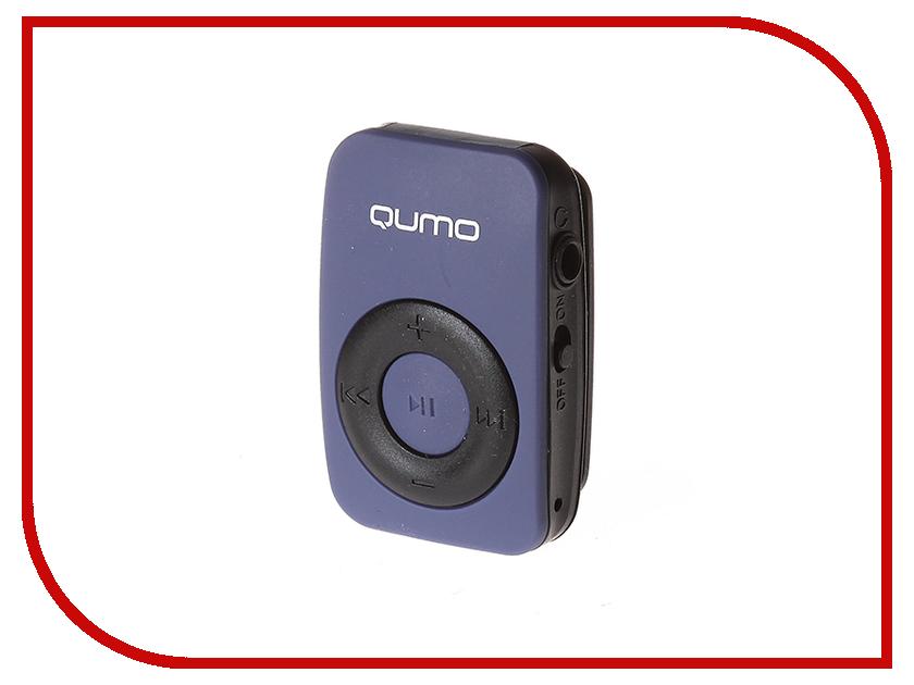 Плеер Qumo Active Dark Blue