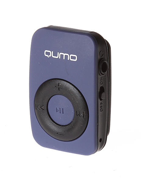 цена на Плеер Qumo Active Dark Blue