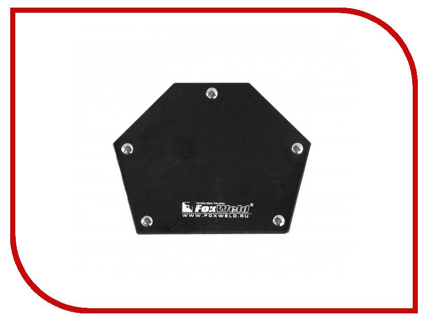 Аксессуар Магнитный угольник FoxWeld FIX-5 Pro магнитный угольник foxweld fix 5pro до 34кг 5395