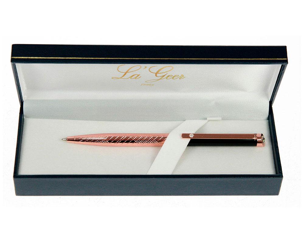 цены Ручка шариковая La Geer 50301-BP