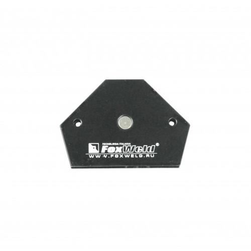 Магнитный угольник FoxWeld FIX-3 Pro степлер ручной rapid m20r fun to fix 23600800