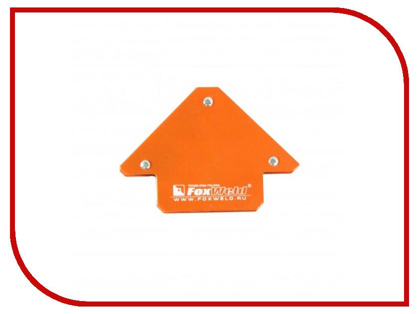 цена на Аксессуар Магнитный угольник FoxWeld FIX-3