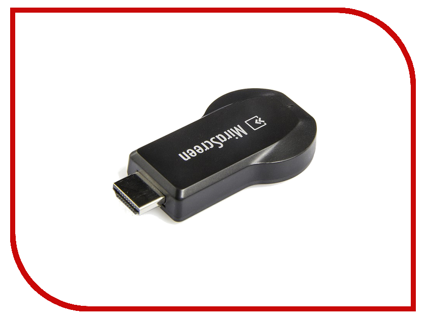 Wi-Fi адаптер INVIN Miracast V50 аксессуар vention high speed hdmi 19m hdmi 19m v1 4 with ethernet 1 5m vaa c01 b150