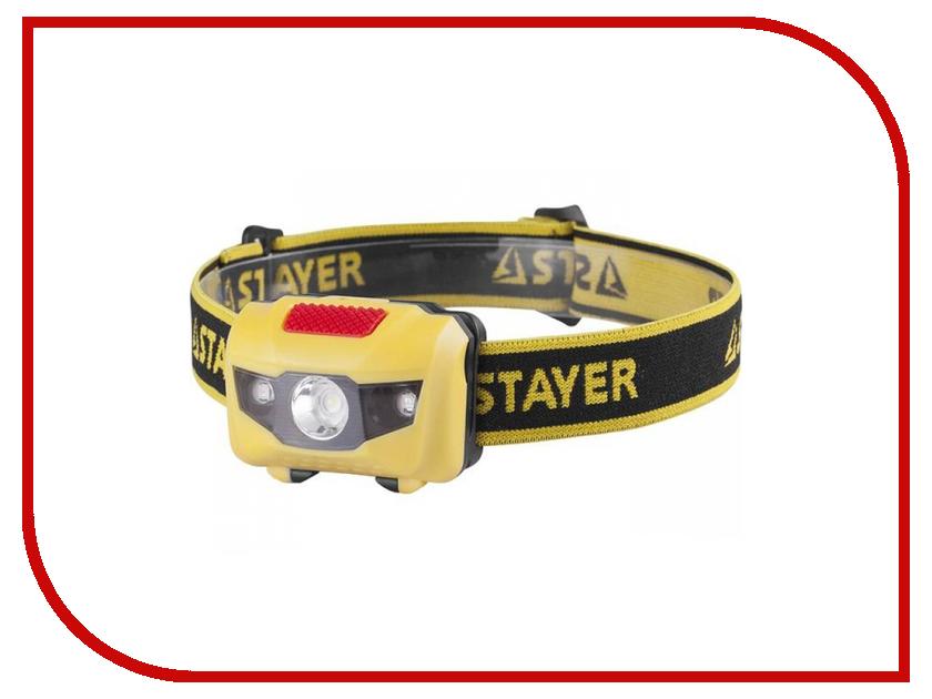 Фонарь Stayer Master 56568