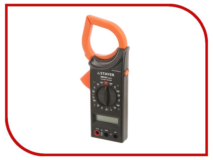 Токовые клещи Stayer Expert HIGHDigital 59820 токовые клещи uni t ut202a
