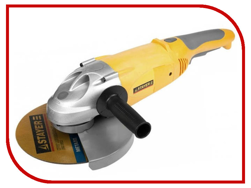 Шлифовальная машина Stayer SAG-230-2100 шлифовальная машина aeg ws 13 125sxek 4935451310