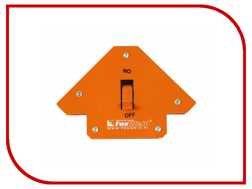 Аксессуар FoxWeld SHIFT-4 магнитный угольник<br>