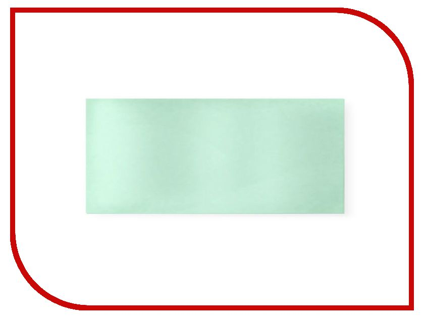 Аксессуар Поликарбонатное стекло FoxWeld для сварочной маски 96x51mm внутреннее