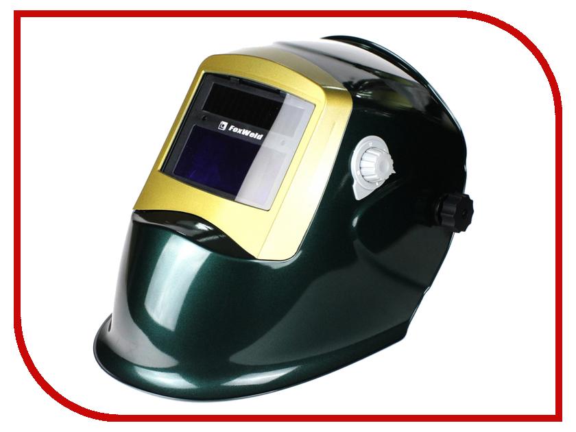 Маска сварщика FoxWeld Корунд-2 Green цена и фото