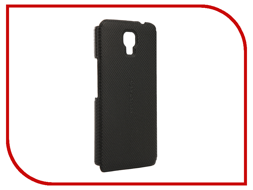 Аксессуар Чехол Highscreen Power Five Max Black 23835/415195 highscreen black box connect цена