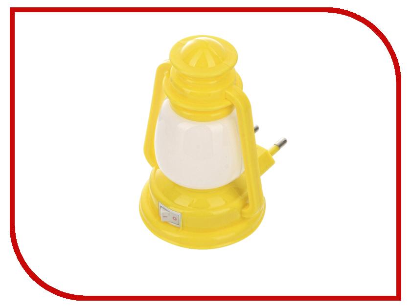 Светильник Camelion Фонарик Yellow NL-171