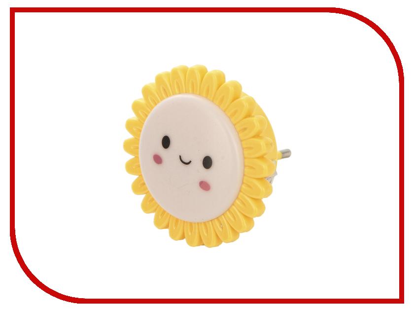 Светильник Camelion Солнышко Yellow NL-179