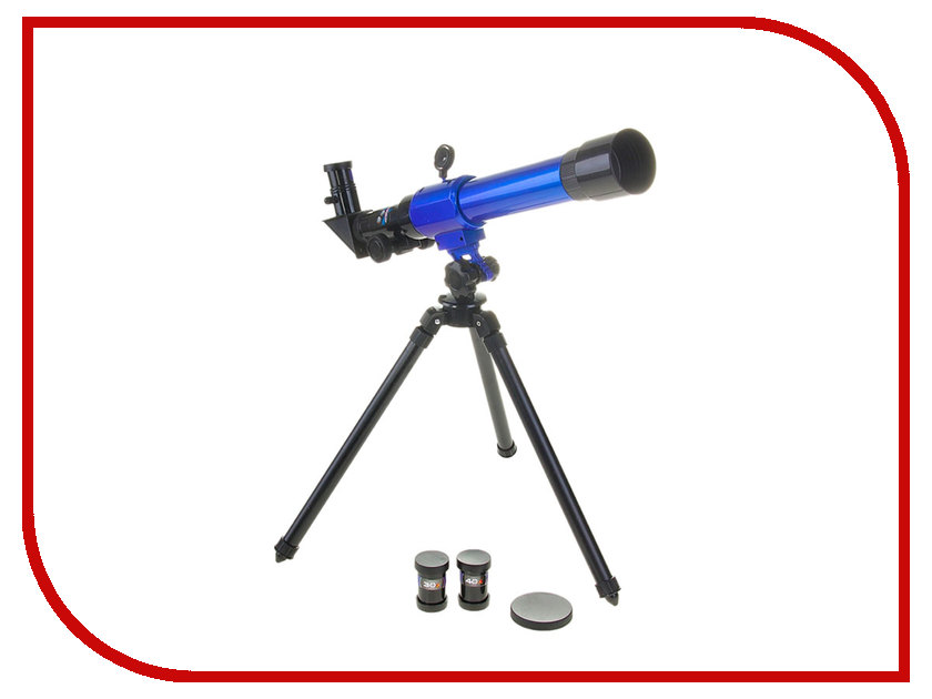 Телескоп СИМА-ЛЕНД 20x-30x-40x Blue 159180