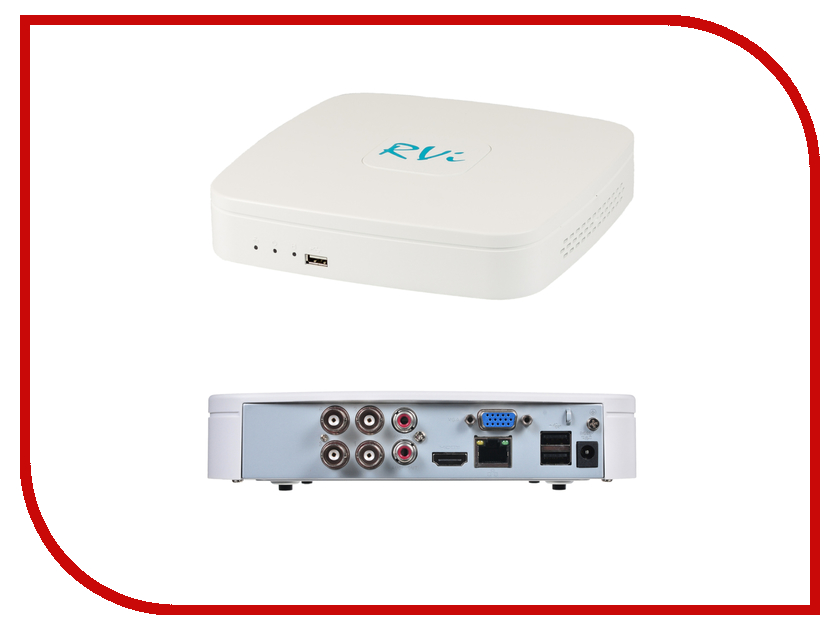 Видеорегистратор RVi RVi-R04LA-C V.2  rvi hdr16lb c
