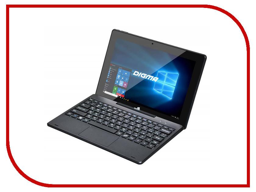 Планшет Digma CITI 1802 3G Graphite ES1061EG (Intel z8300 1.4 GHz/4096Mb/64Gb/3G/Wi-Fi/Bluetooth/Cam/10.1/1280x800/Windows) 387372