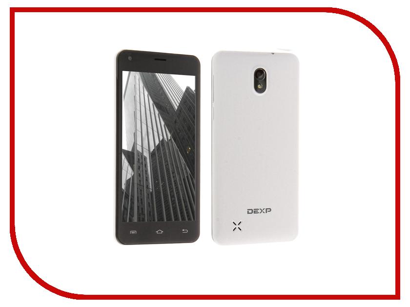 Сотовый телефон DEXP Ixion E350 Soul 3 White<br>