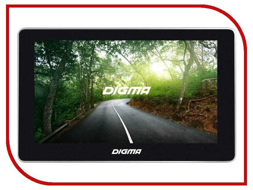 Навигатор Digma AllDrive 700 Black