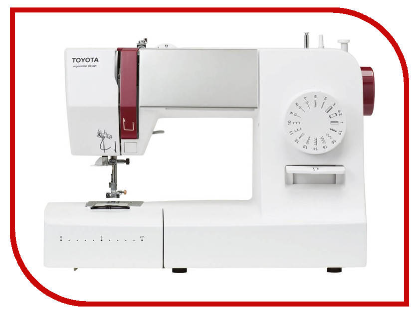 Швейная машинка Toyota ERGO17D<br>