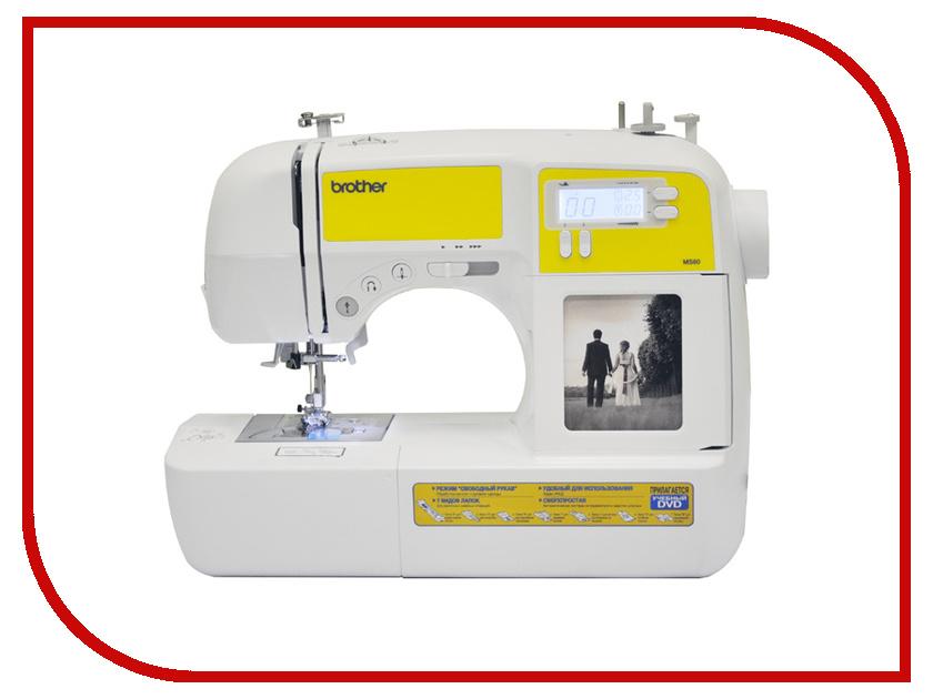MS60  Швейная машинка Brother MS60