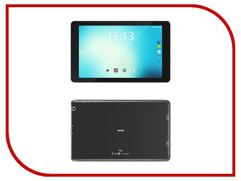 Планшет Acme TB1018-3G Quad Core Tablet MediaTek MT8321 1.33 GHz/1024Mb/8Gb/Wi-Fi/Bluetooth/Cam/10.1/1280x800/Android 6.0<br>
