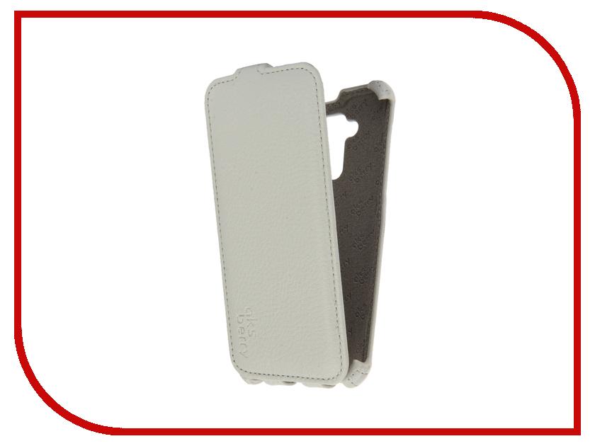 Аксессуар Чехол ASUS ZenFone 3 Max ZC520TL Aksberry White<br>