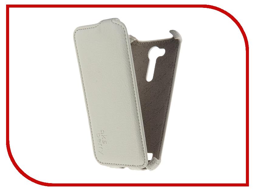 Аксессуар Чехол ASUS ZenFone Go ZB450KL Aksberry White<br>