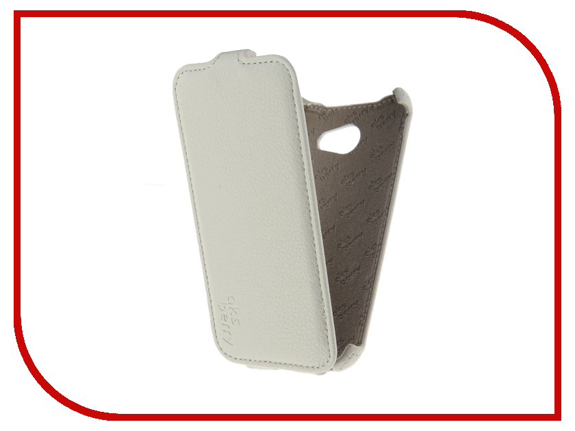 Аксессуар Чехол LG X220DS K5 3G Aksberry White аксессуар чехол nokia 5 aksberry white