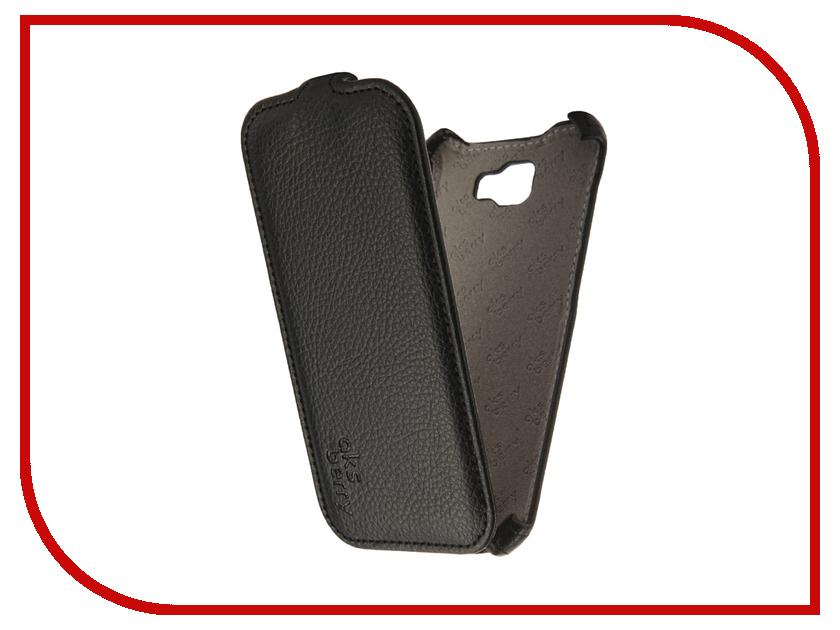 купить Аксессуар Чехол Samsung SM-G570 Galaxy J5 Prime Aksberry Black недорого