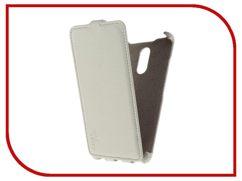 Аксессуар Чехол Xiaomi Redmi Pro Aksberry White аксессуар чехол nokia 5 aksberry white