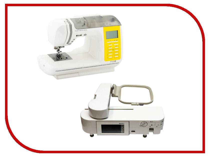 Швейная машинка Astralux 7350 Pro Series + вышивальный блок EMS700