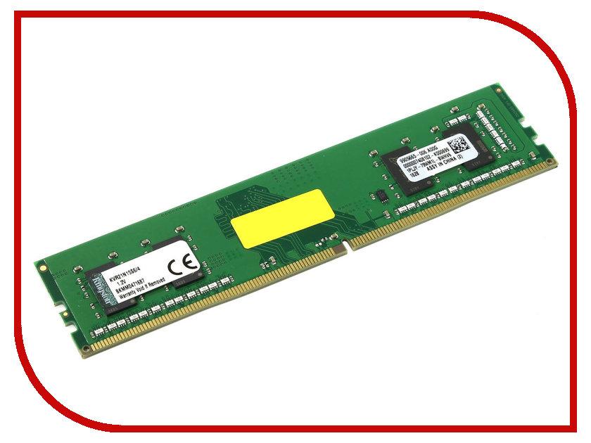 Модуль памяти Kingston DDR4 DIMM 2133MHz PC4-17000 CL15 - 4Gb KVR21N15S6/4