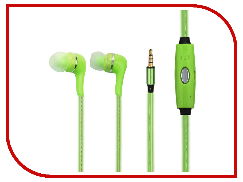 Гарнитура Sapfire Mobile SAM-0906 Green sfm 3002 sapfire
