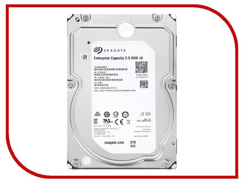 Жесткий диск 3Tb - Seagate Enterprise Capacity 3.5 HDD ST3000NM0025<br>
