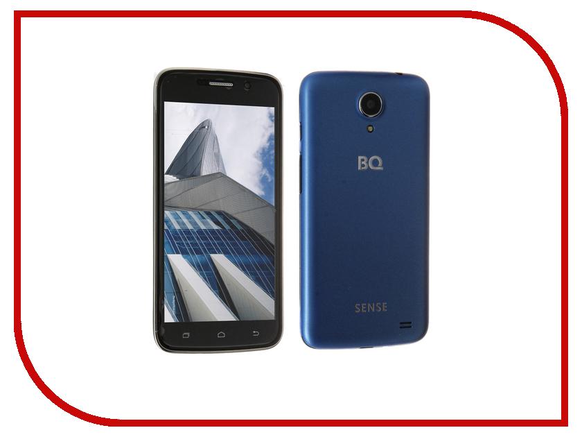Сотовый телефон BQ 5052 Sense Blue-Coral<br>
