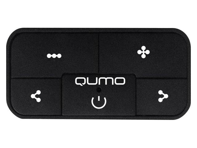 Плеер Qumo Marshmallow 8Gb Black 20576