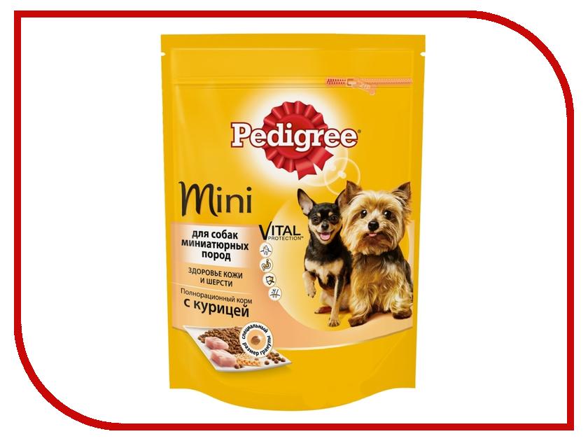 Корм Pedigree Курица 600g для взрослых собак мелких пород 10135482